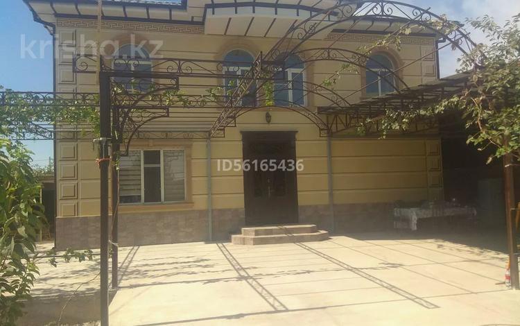 6-комнатный дом, 220 м², 8 сот., Кызыл Жар 343 за 35 млн 〒 в Шымкенте, Абайский р-н