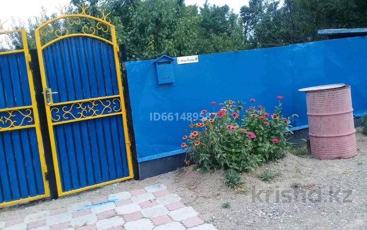 4-комнатный дом, 75 м², 16 сот., Макатаева 6 за 8.5 млн 〒 в Жетыгене