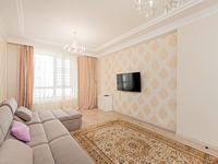 3-комнатная квартира, 100.4 м², 6/8 этаж, Кабанбай батыра за 61 млн 〒 в Нур-Султане (Астане), Есильский р-н