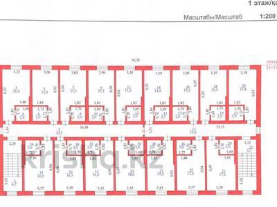 Здание, площадью 1435 м², Переулок Камажай 6 за 150 млн 〒 в Нур-Султане (Астана), Сарыарка р-н — фото 6