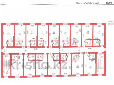 Здание, площадью 1435 м², Переулок Камажай 6 за 150 млн 〒 в Нур-Султане (Астана), Сарыарка р-н — фото 7