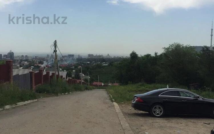 Участок 1 га, Медеуский р-н, мкр Горный Гигант за 262 млн 〒 в Алматы, Медеуский р-н