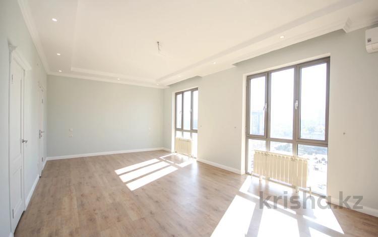 3-комнатная квартира, 185 м², 13/13 этаж, Розыбакиева за 88 млн 〒 в Алматы, Бостандыкский р-н