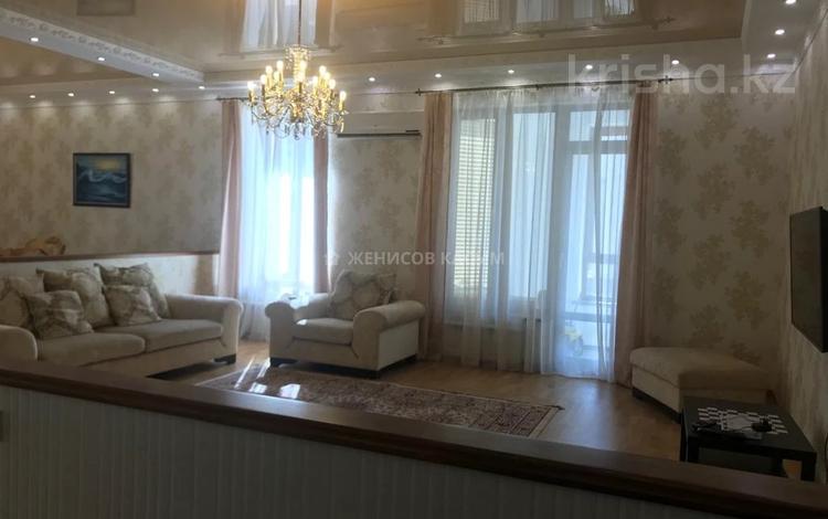 4-комнатная квартира, 220 м² помесячно, Сыганак за 500 000 〒 в Нур-Султане (Астана), Есиль р-н