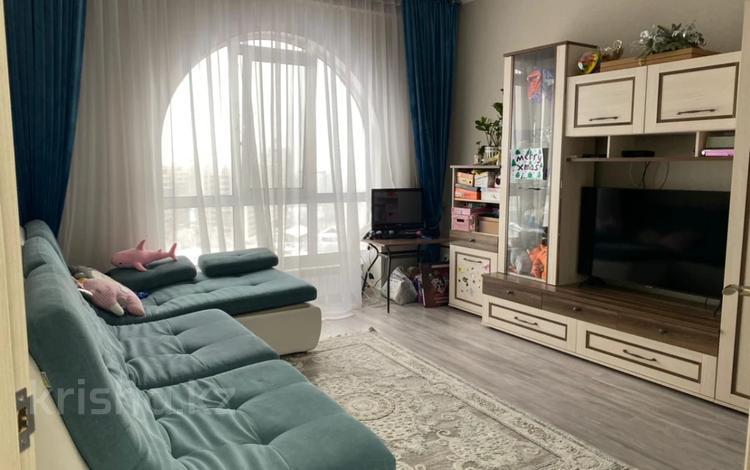 2-комнатная квартира, 55 м², 14/16 этаж, Навои 208 — Торайгырова за 33 млн 〒 в Алматы, Бостандыкский р-н