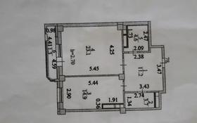1-комнатная квартира, 58.8 м², 9/9 этаж, Улы дала 19 — Мангилик ел за 22 млн 〒 в Нур-Султане (Астана), Есиль р-н