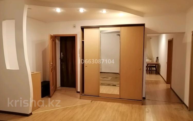 3-комнатная квартира, 86.7 м², 4/6 этаж, улица Бараева 21 за 28.5 млн 〒 в Нур-Султане (Астане), р-н Байконур