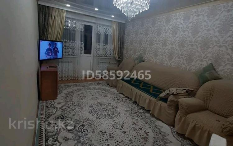 3-комнатная квартира, 62 м², 4/5 этаж, Бауыржана Момышулы 4 — .Мира за 10.8 млн 〒 в Жезказгане