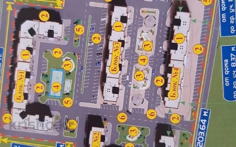 2-комнатная квартира, 80.6 м², 5/7 этаж, 17-й мкр, 17-й микрорайон за ~ 10.5 млн 〒 в Актау, 17-й мкр