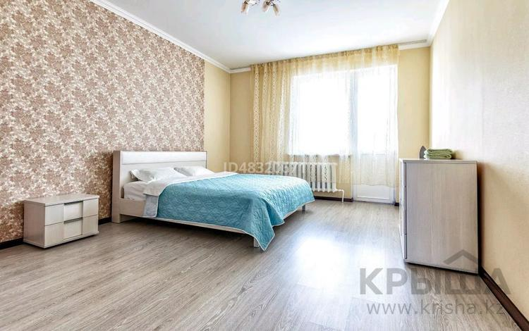 2-комнатная квартира, 90 м², 5 этаж посуточно, Достык 13 — Туркестан за 14 000 〒 в Нур-Султане (Астана), Есиль р-н
