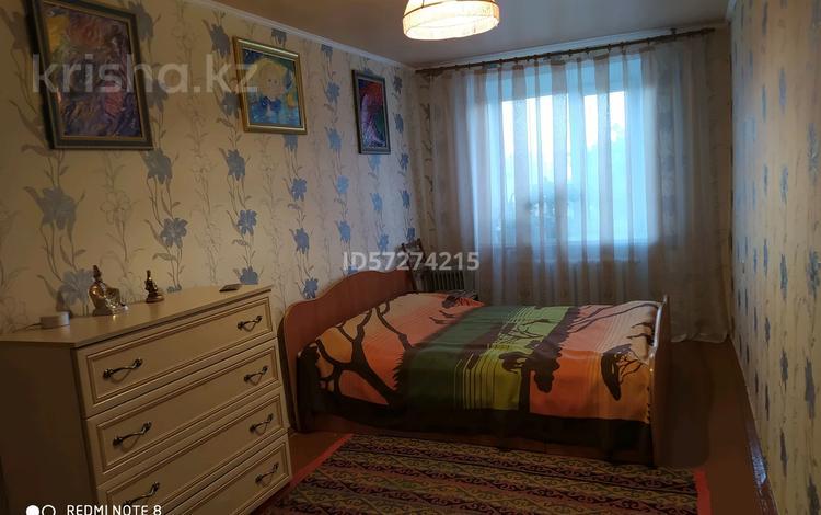 3-комнатная квартира, 56.6 м², 3/5 этаж, Кенесары 15 за 13.5 млн 〒 в Бурабае