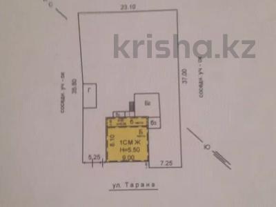 Участок 8 соток, Тарана — Кайрбекова за 27 млн 〒 в Костанае