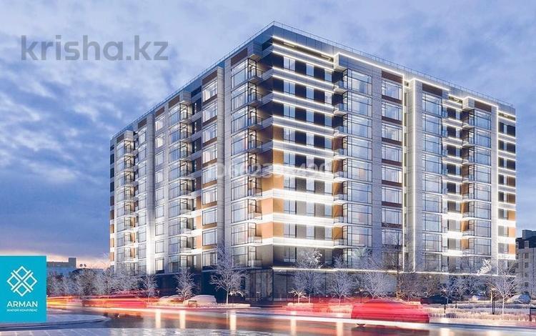 3-комнатная квартира, 99.23 м², 6/9 этаж, Кулманова 35 за 36 млн 〒 в Атырау