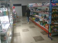 Место в минимаркете