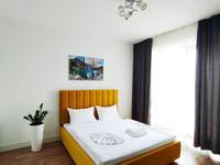 1-комнатная квартира, 45 м², 10/17 этаж посуточно, Брауна 20 за 15 000 〒 в Алматы, Бостандыкский р-н