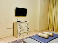 1-комнатная квартира, 55 м², 5/9 этаж посуточно, Саина 12 — Жандосова за 10 000 〒 в Алматы, Ауэзовский р-н