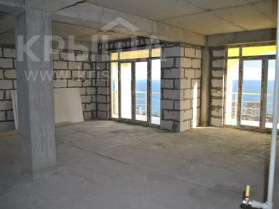 3-комнатная квартира, 130 м², 3/7 этаж, мкр Горный Гигант — Жамакаева за 65 млн 〒 в Алматы, Медеуский р-н