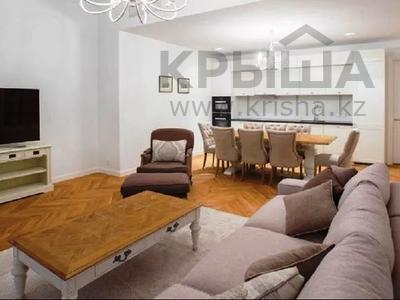 3-комнатная квартира, 180 м², 4/8 этаж помесячно, проспект Кабанбай батыра 13 за 400 000 〒 в Нур-Султане (Астана) — фото 3