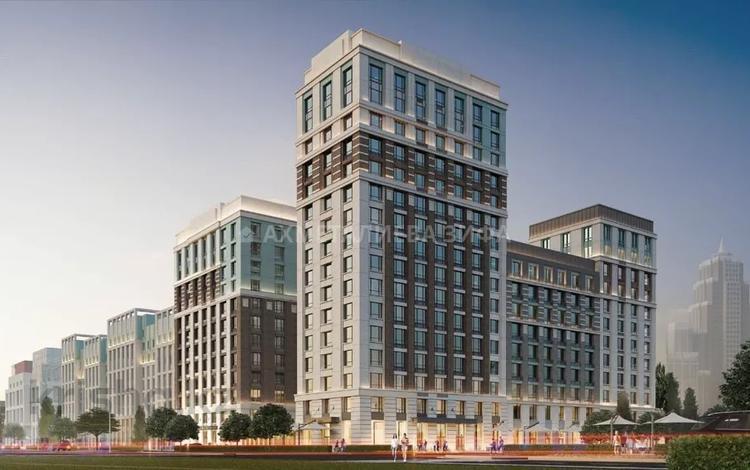 3-комнатная квартира, 116.5 м², 8/8 этаж, Туран 23 за 49.5 млн 〒 в Нур-Султане (Астана), Есиль р-н