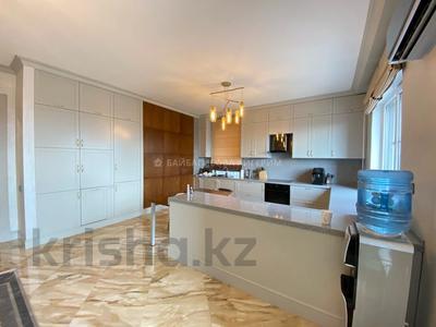 4-комнатная квартира, 166 м², 16/16 этаж, Аль-Фараби 21 — Желтоксан за 132 млн 〒 в Алматы, Бостандыкский р-н