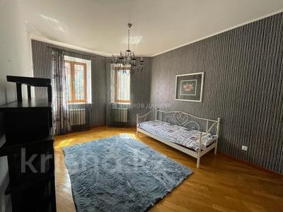 5-комнатный дом на длительный срок, 320 м², 10 сот., Кашгарская 12Б за 650 000 〒 в Алматы, Алмалинский р-н