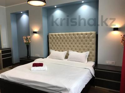 3-комнатная квартира, 170 м², 18/30 этаж посуточно, Аль-Фараби 7 за 25 000 〒 в Алматы — фото 4