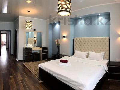 3-комнатная квартира, 170 м², 18/30 этаж посуточно, Аль-Фараби 7 за 25 000 〒 в Алматы — фото 5