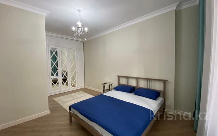 1-комнатная квартира, 45 м², 3/9 этаж помесячно, Туркестан 20 за 140 000 〒 в Нур-Султане (Астана), Есиль р-н
