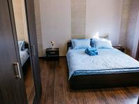2-комнатная квартира, 55 м², 1 этаж посуточно, Торекулова 66 — Наурызбай батыра за 13 000 〒 в Алматы, Алмалинский р-н