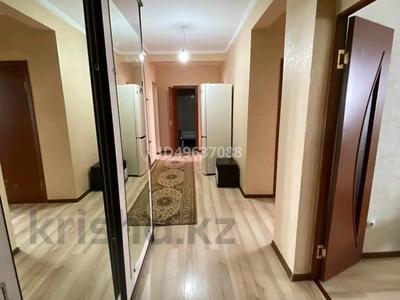 3-комнатная квартира, 87 м², 9/12 этаж помесячно, 7 мкр за 150 000 〒 в Талдыкоргане — фото 4