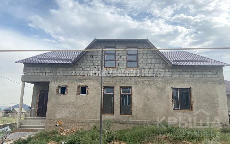 8-комнатный дом, 300 м², 8 сот., Массив Тассай — Кентарал за 35 млн 〒 в Шымкенте, Каратауский р-н