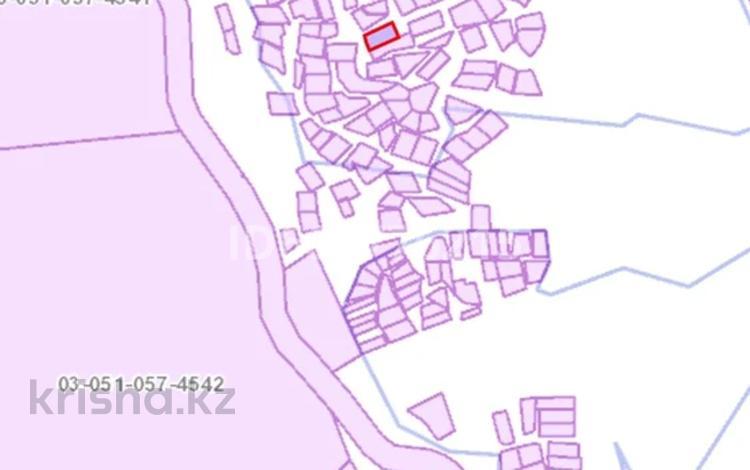 Участок 12 соток, Бесагаш за 3.5 млн 〒