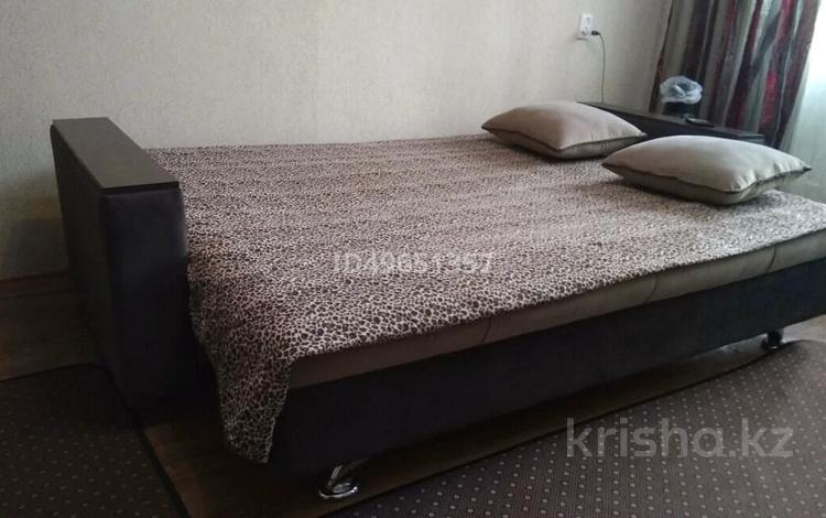 1-комнатная квартира, 32 м² по часам, Пушкина 25 за 1 000 〒 в Алматы, Алмалинский р-н