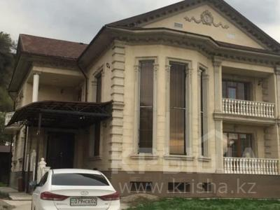 8-комнатный дом, 454 м², 8 сот., Мкр Кольсай 73 за 90 млн 〒 в Алматы, Медеуский р-н