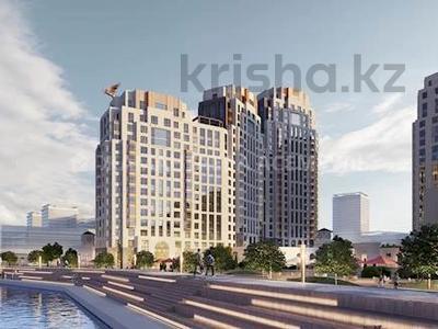 3-комнатная квартира, 112.16 м², 4/22 этаж, Макатаева — Наркесен за ~ 57.2 млн 〒 в Нур-Султане (Астана), Есиль р-н — фото 2