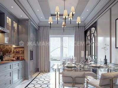 3-комнатная квартира, 112.16 м², 4/22 этаж, Макатаева — Наркесен за ~ 57.2 млн 〒 в Нур-Султане (Астана), Есиль р-н — фото 4