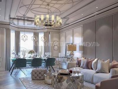 3-комнатная квартира, 112.16 м², 4/22 этаж, Макатаева — Наркесен за ~ 57.2 млн 〒 в Нур-Султане (Астана), Есиль р-н — фото 5