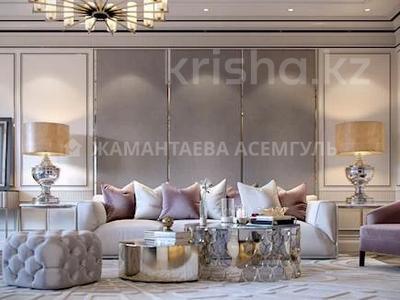 3-комнатная квартира, 112.16 м², 4/22 этаж, Макатаева — Наркесен за ~ 57.2 млн 〒 в Нур-Султане (Астана), Есиль р-н — фото 7