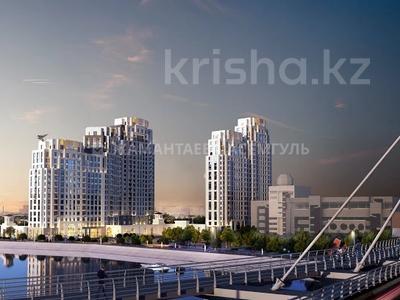 3-комнатная квартира, 112.16 м², 4/22 этаж, Макатаева — Наркесен за ~ 57.2 млн 〒 в Нур-Султане (Астана), Есиль р-н — фото 8