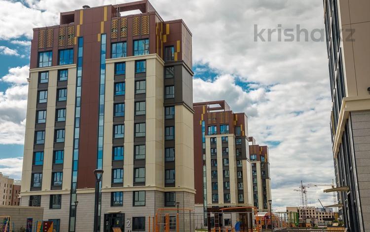 3-комнатная квартира, 105.49 м², 3/14 этаж, Улы Дала 5/1 за ~ 39.4 млн 〒 в Нур-Султане (Астана), Есиль р-н