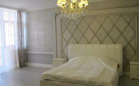 4-комнатная квартира, 200 м², 8/9 этаж помесячно, мкр Юбилейный, Омаровой 37 за 620 000 〒 в Алматы, Медеуский р-н