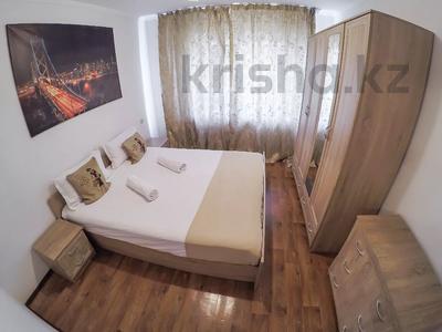 3-комнатная квартира, 65 м², 3 этаж посуточно, Жансугурова 71 за 9 000 〒 в Талдыкоргане