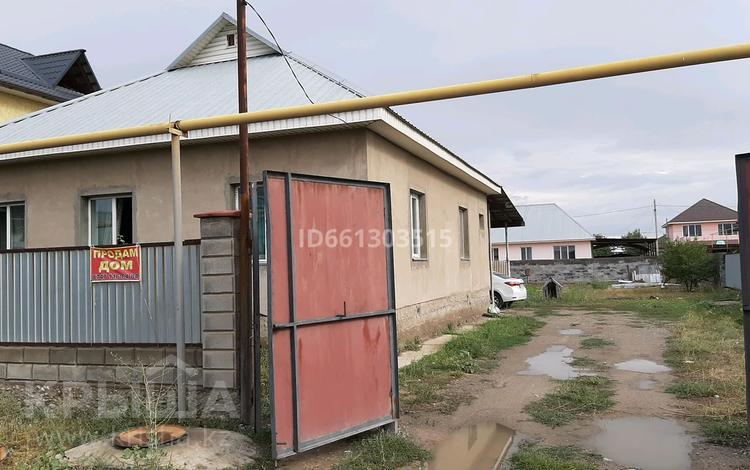4-комнатный дом, 100 м², улица Жетысу 12 — Байзакова за 16 млн 〒 в Боралдае (Бурундай)