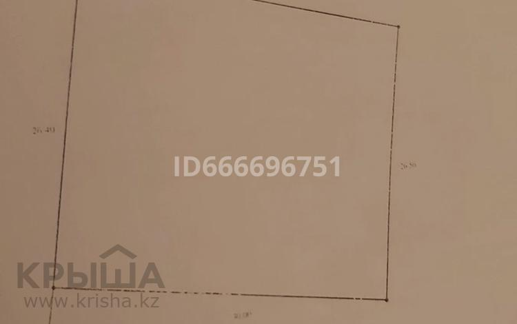Участок 8 соток, Тынышбаева 54 за 7.5 млн 〒 в Боралдае (Бурундай)