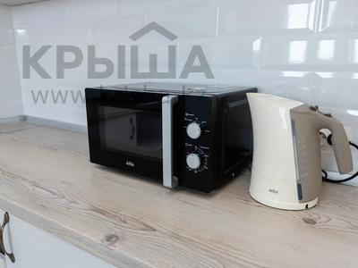 2-комнатная квартира, 54 м², 7/9 этаж посуточно, мкр Жетысу-1 25 за 12 500 〒 в Алматы, Ауэзовский р-н — фото 12