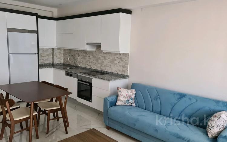 2-комнатная квартира, 50 м², 7/11 этаж, Алания 20 за 45.5 млн 〒 в