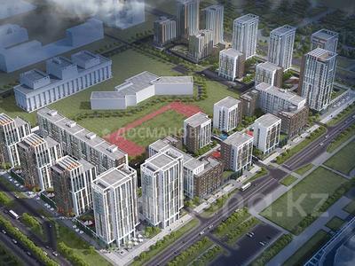 3-комнатная квартира, 100.9 м², 6/9 этаж, проспект Улы Дала — Акмешит за ~ 37.2 млн 〒 в Нур-Султане (Астана), Есиль р-н — фото 4