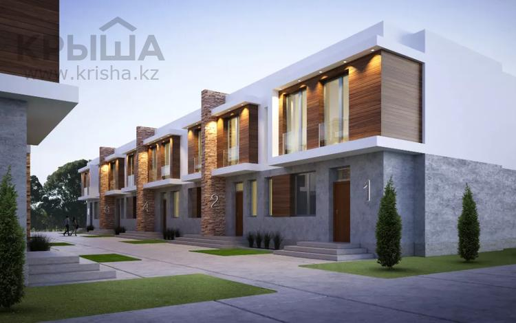 4-комнатная квартира, 109.6 м², 2 этаж, мкр Мирас за ~ 46 млн 〒 в Алматы, Бостандыкский р-н
