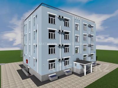 Здание, Кабанбай Батыра — Байтурсынова площадью 900 м² за 3 000 〒 в Алматы, Алмалинский р-н