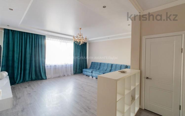 2-комнатная квартира, 90 м², 4/13 этаж, Достык 13/3 за 37 млн 〒 в Нур-Султане (Астана), Есиль р-н